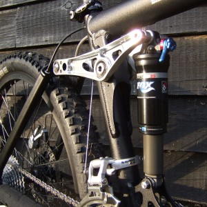Ellsworth Witness Tandem rear shock