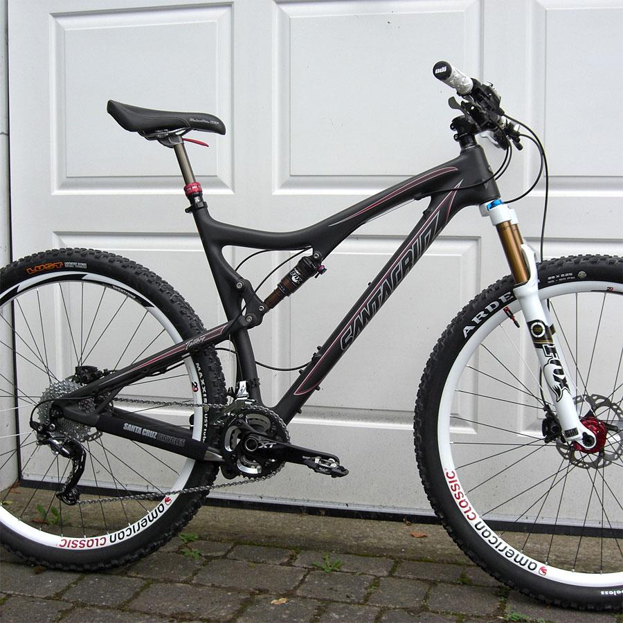 Santa Cruz Carbon Tallboy 29er review | Bikes, Bikes, Reviews ...