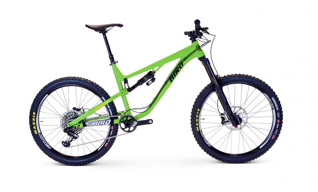 Bird Aeris One45 in lime green