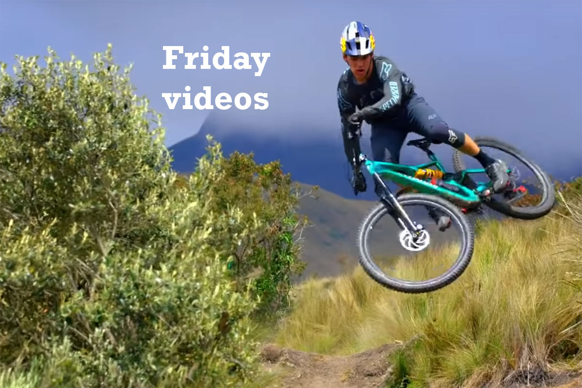 Friday videos