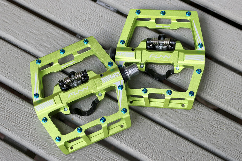 Funn Mamba One Side clipless platform pedals