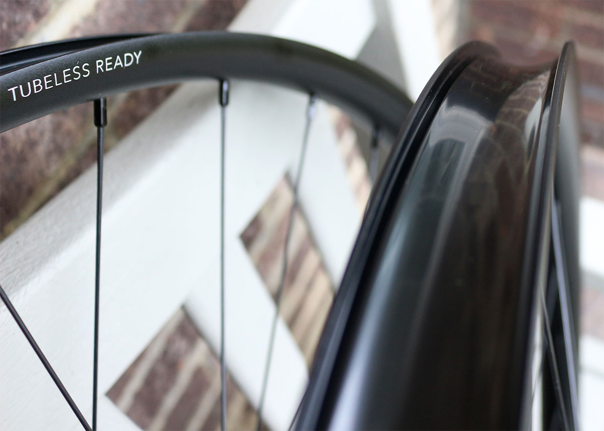 Hunt Trail Wide wheels - tubeless ready