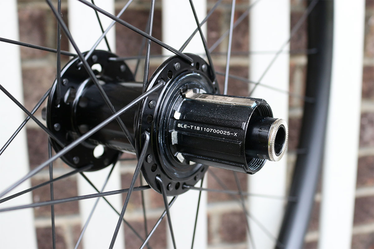 Hunt Trail Wide rear hub