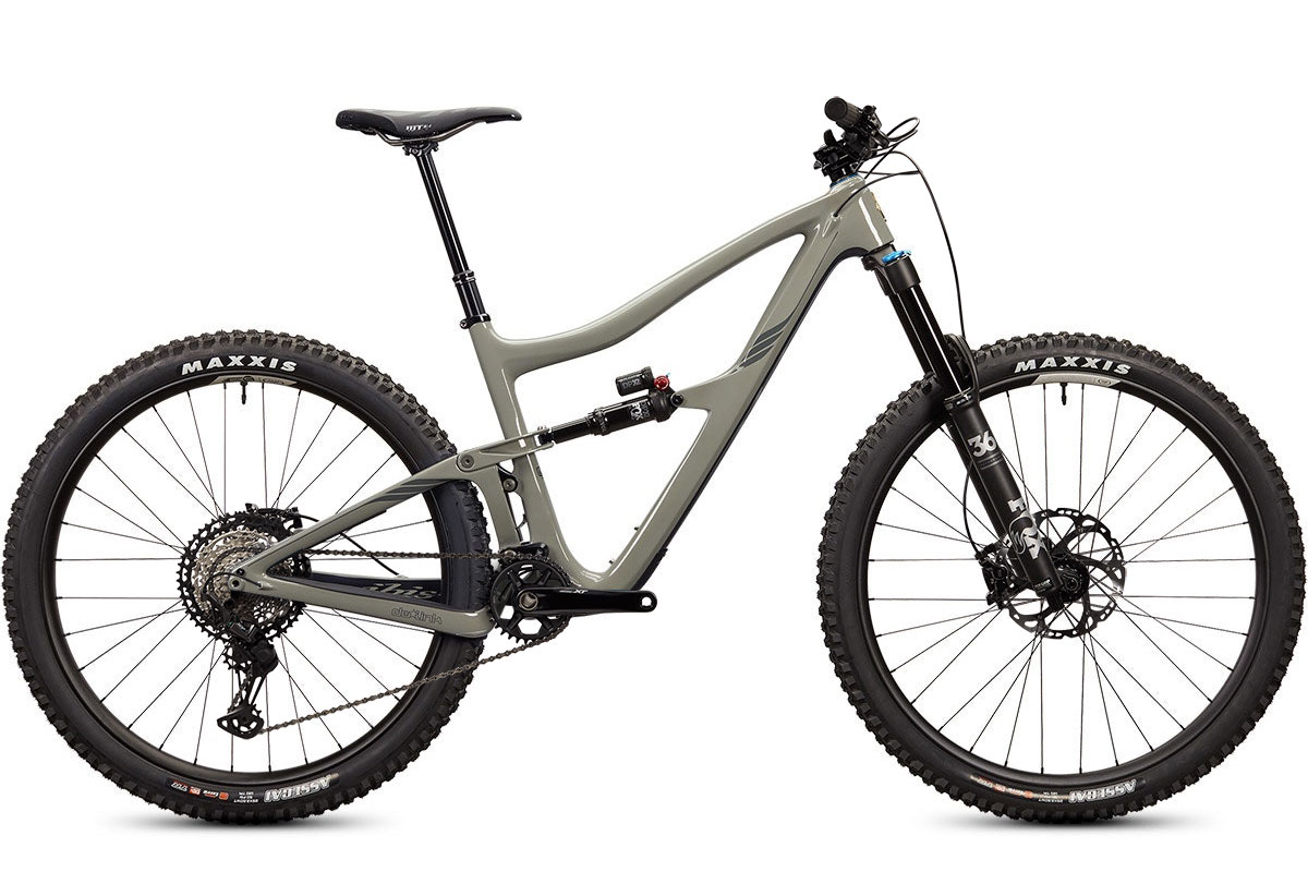 Ibis Cycles Ripmo 2 in grey