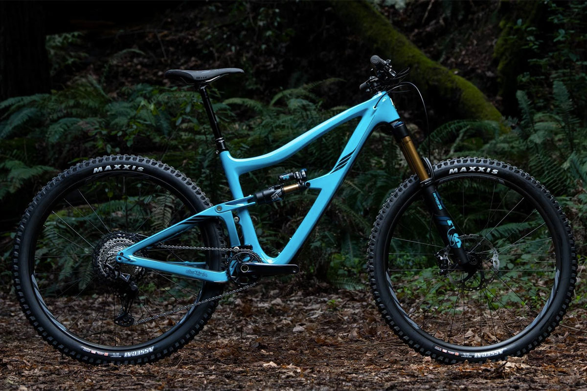 Ibis Cycles Ripmo 2 in blue