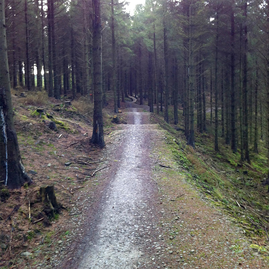 Llandegla tabletops and on, and on