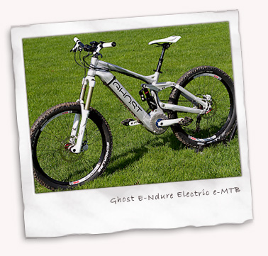Ghost E-Ndure Electric e-MTB