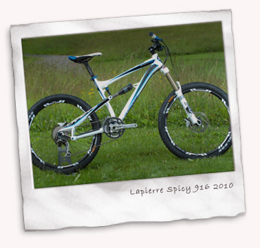 Lapierre Spicy 916 2010