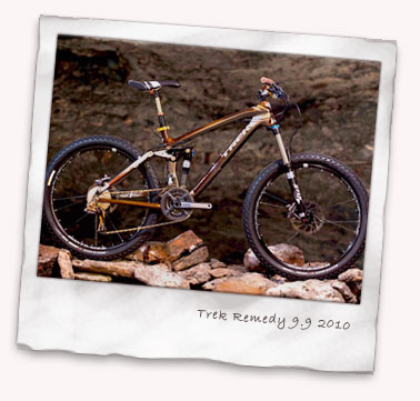 Trek Remedy 9.9 2010
