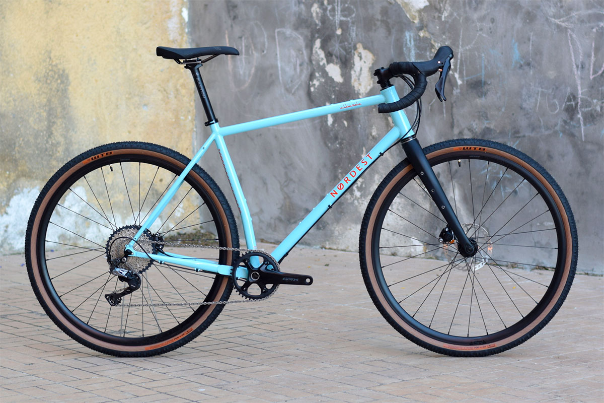 Nordest Albarda 4130 gravel bike