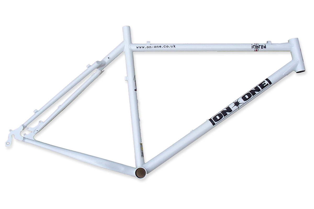 On-One Inbred geared frame from 2003