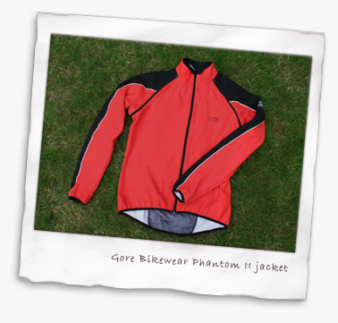 Gore Bike Wear Phantom Plus II jacket