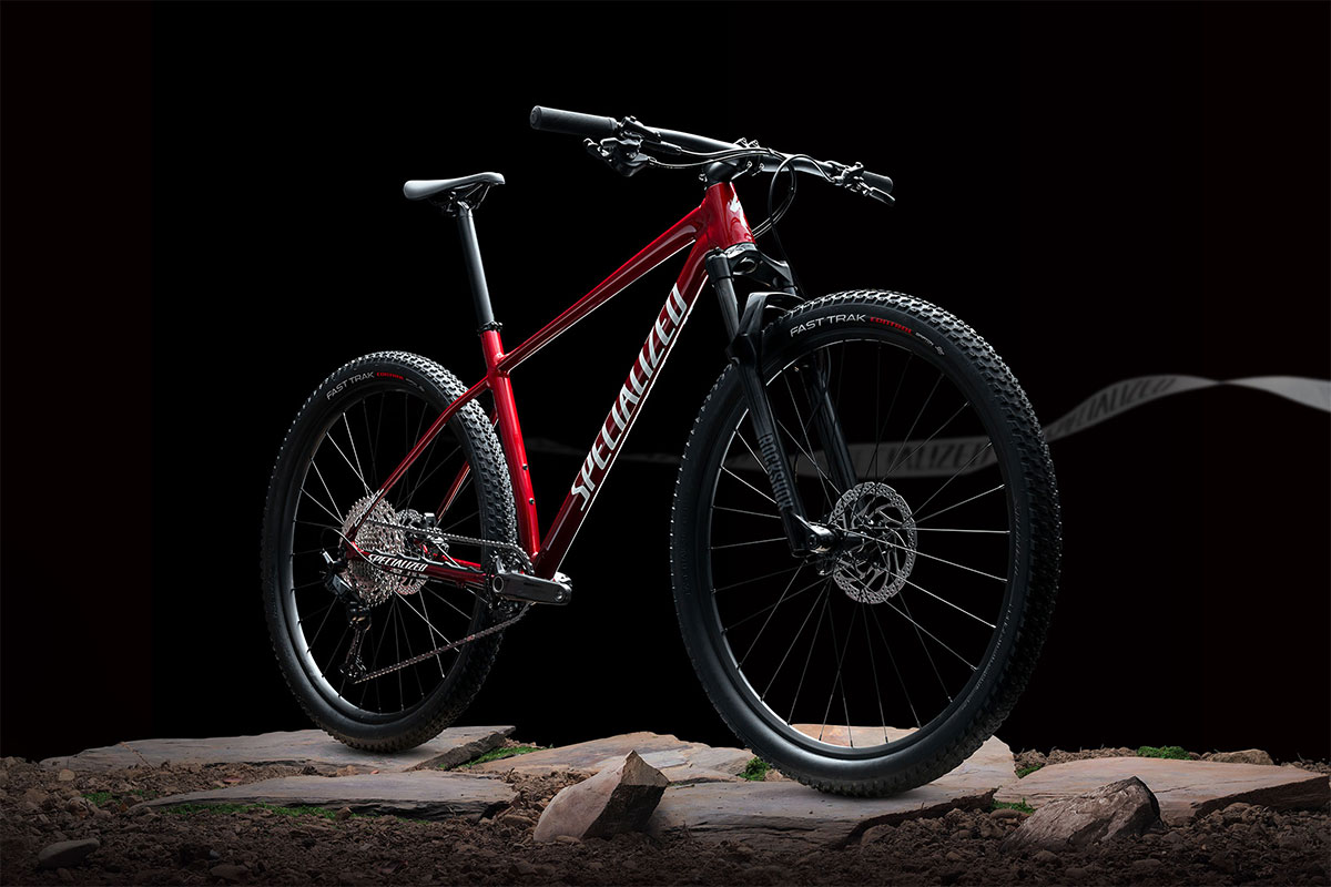 Specialized Chisel hardtail