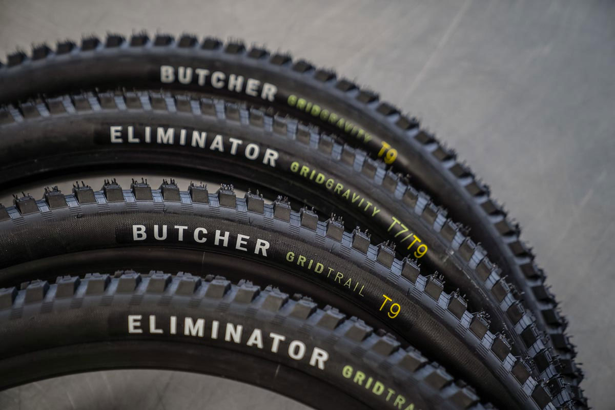Specialized T9 rubber