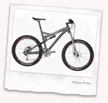 Titus FTM (now owned by On-One)